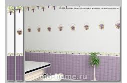 Стеновая панель ПВХ для кухни