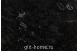 Глянцевая столешница для кухни 3052 Е Черный гранит