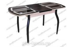 Кухонный стол раздвижной асти-01-д
