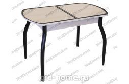 Кухонный стол раздвижной Асти-кроко-д
