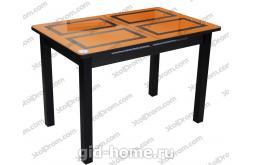 Кухонный стол раздвижной Квадро 01