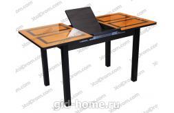 Кухонный стол раздвижной Квадро 01 -2