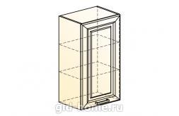 Палермо Шкаф навесной L 450 H 804 (1 дв. гл.)