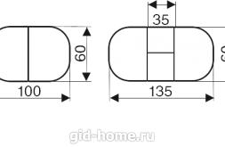 Размер кухонного стола Asti — 01 p 2