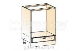 Венеция шкаф рабочий под духовку L600