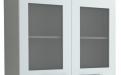 шкаф витрина размеры 600,800