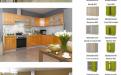 Модульная кухня Сити комплектация