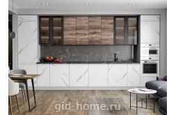 Стеновая панель Цветы 16