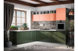 Стеновая панель Цветы 5