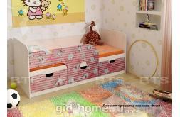 Детская кровать Минима Кити