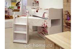 Детский комплекс Принцесса №9 1088×1836×1192 фото 3