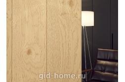 Панель МДФ Дуб сучковатый светлый  в интерьере