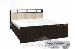 Двухспальная кровать Саломея 1670x860x2207