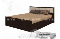 Двуспальная кровать 1,6 Фиеста 1750x750x2032