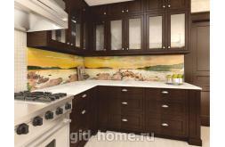 Фартук для кухни артикул 0143