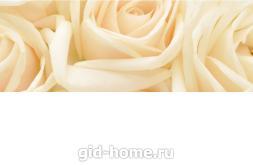 Фартук для кухни из МДФ 002 Чайная роза   695х2070х4мм
