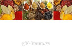 Фартук для кухни из МДФ  ЕР 75  610 х 2440 х 3,0 мм