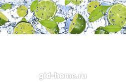 Фартук для кухни из МДФ Лайм 610 х 2440 х 3,0 мм