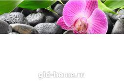 Фартук для кухни из МДФ Орхидея 2  610 х 2440 х 3,0 мм