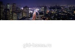 Фартук для кухни из МДФ Токио  610 х 2440 х 3,0 мм