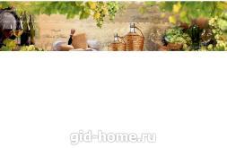 Фартук для кухни   КМ 17 610Х3000Х3ММ