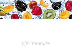 Фартук для кухни МДФ 610 х 2440 х 4 мм ag11