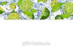 Фартук для кухни МДФ 610 х 2440 х 4 мм ag12