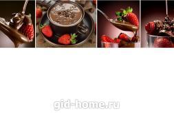 Фартук для кухни МДФ 610 х 2440 х 4 мм ag16