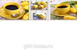 Фартук для кухни МДФ 610 х 2440 х 4 мм ag20