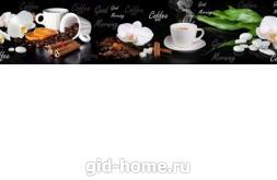 Фартук для кухни МДФ 610 х 2800 х 6 мм глянец akv05