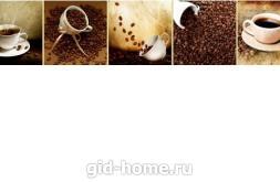 Фартук для кухни МДФ 610 х 2800 х 6 мм глянец akv08