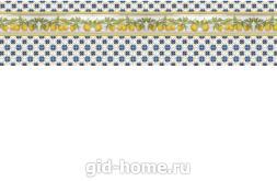 Фартук для кухни МДФ 610 х 2800 х 6 мм глянец  akv  18