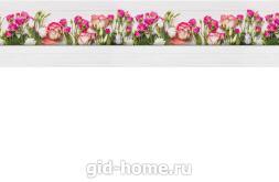 Фартук для кухни МДФ 610 х 2800 х 6 мм глянец akv 20