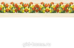 Фартук для кухни МДФ 610 х 2800 х 6 мм глянец  akv  21