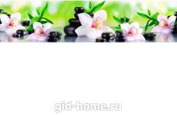 Фартук для кухни МДФ 610 х 2800 х 6 мм глянец bs05