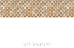 Фартук для кухни МДФ 610 х 2800 х 6 мм глянец bs16