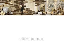 Фартук для кухни МДФ 610 х 2800 х 6 мм глянец bs18