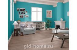 Фото в интерьере  Quick-Step CLM1381 Дуб старинный натур 3