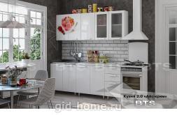 Готовая кухня Айскрим 2м МДФ