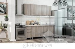 Готовая кухня Эко 2м ЛДСП