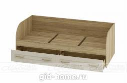 Кровать детская Маркиза КР-01 1892x640x833