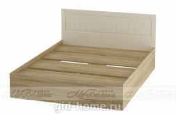 Кровать двухспальная  Маркиза КР-02 1636x895x2060