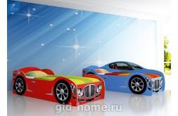 Кровать машинка 4WD фото