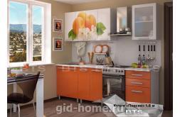 Кухня 1,8 - Персик