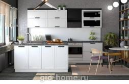 Кухня Монс Белая