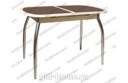 Кухонный стол раздвижной Асти-кроко