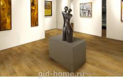 Ламинат Tarkett Gallery 12 мм 33 класс