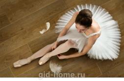 Ламинат Tarkett коллекция Ballet 8 мм 33 класс