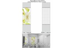 пластиковая панель ПВХ для ванной