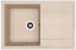 Мойка для кухни Липси 780 Песочный